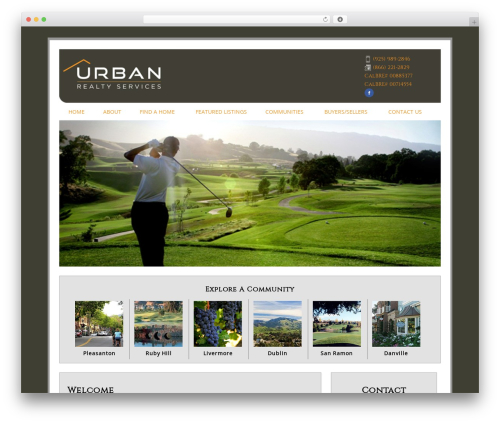 Free WordPress Cyclone Slider plugin - urbanrealtyservices.com