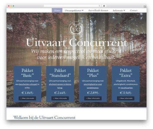 Free WordPress TablePress plugin - uitvaart-concurrent.nl