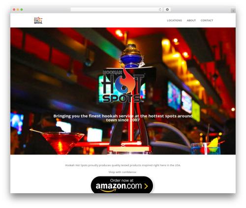 Divi WP template - hhslv.com