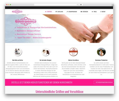 Theme WordPress Subway - hochzeits-anstecker.at