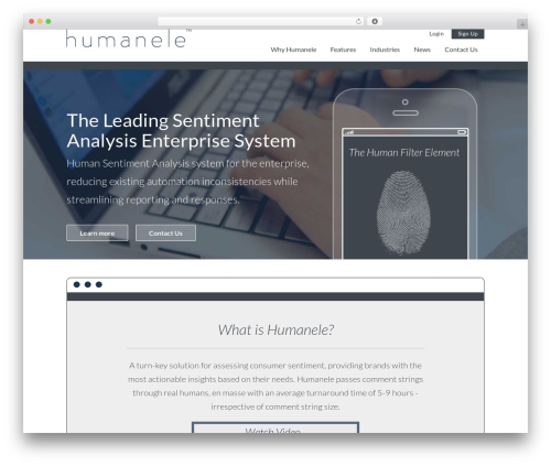 Free WordPress Responsive Lightbox & Gallery plugin - humanele.com