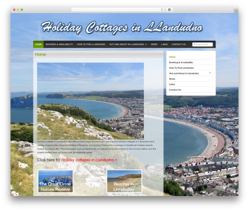 WordPress wordpress-form-manager plugin - holidaycottageinllandudno.co.uk