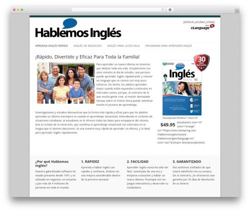 Free WordPress WP Video Lightbox plugin - hablemosingles.net