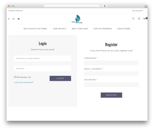 Free WordPress Stripe and PayPal Payment Forms for WordPress – PayForm plugin - holisticpatterns.com