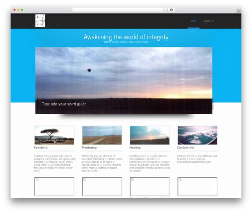 Simplicity Lite free WordPress theme - harshaparmar.com