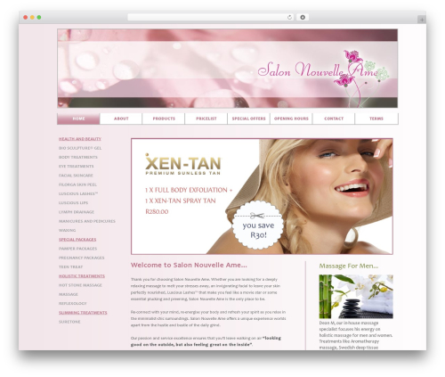 Twenty Ten WordPress theme free download - holistic-salon.co.za