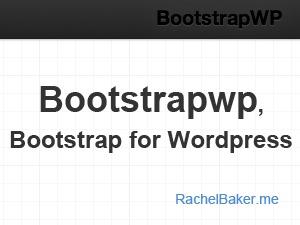 Bootstrap WP top WordPress theme