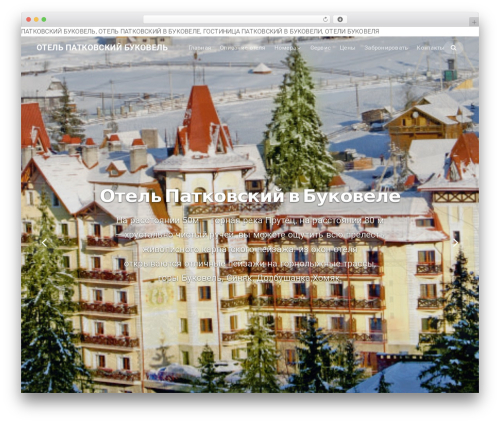 Businessx WordPress theme free download - hotel-patkovski.com
