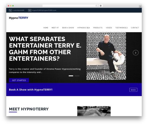 Capacious WordPress theme download - hypnoterry.com