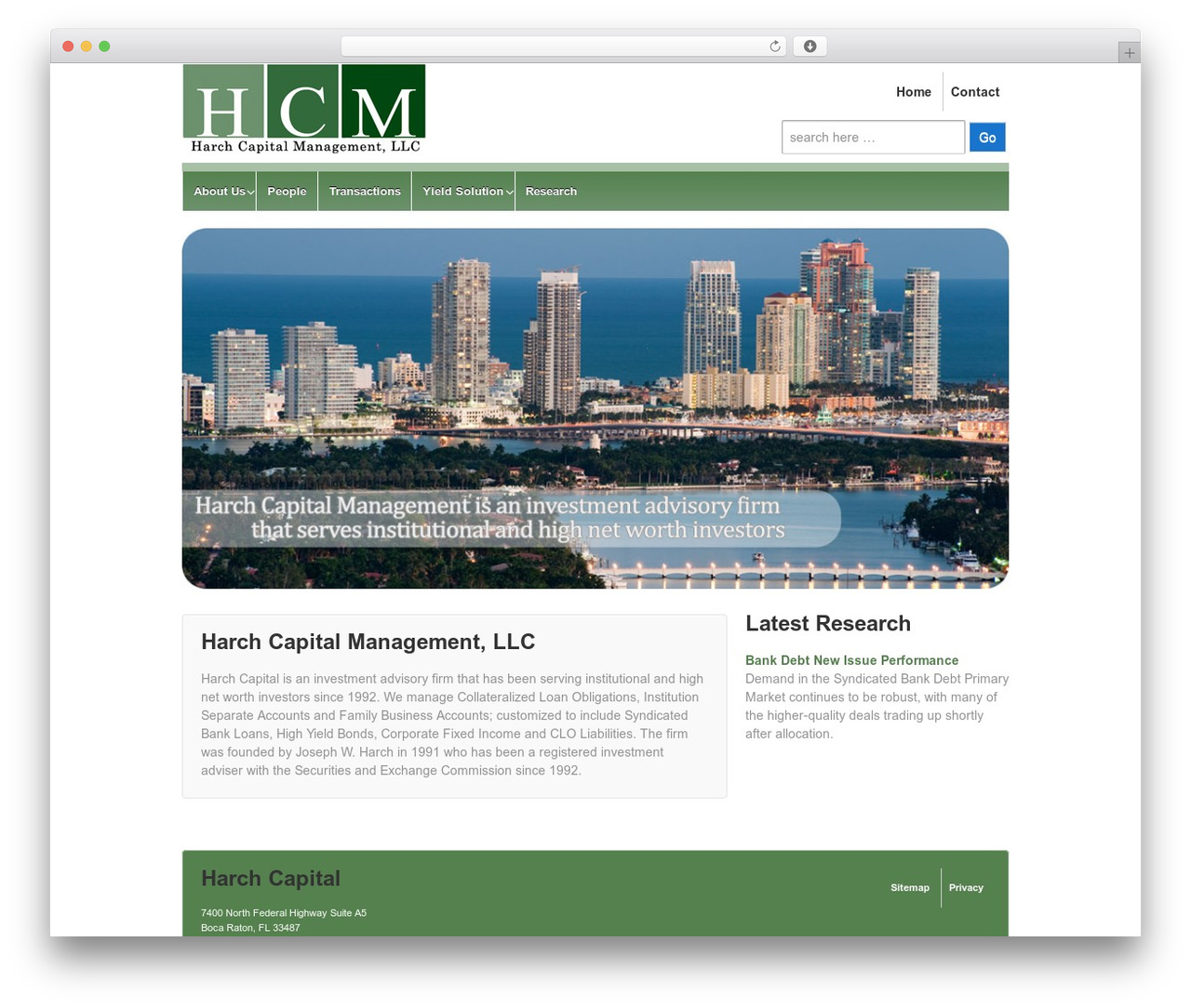 Responsive WordPress free download - harchcapital.com