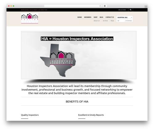 The Retailer WordPress theme - hiatexas.org