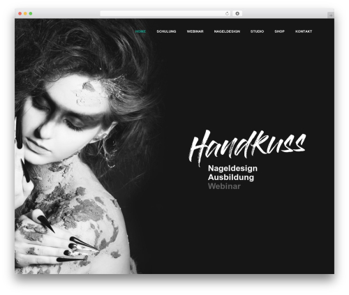 Theme WordPress Subway - handkuss.at