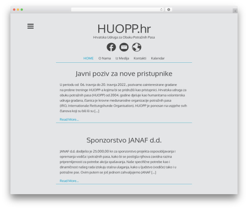 Free WordPress ARVE Advanced Responsive Video Embedder (YouTube, Vimeo, HTML5 Video …) plugin - huopp.hr