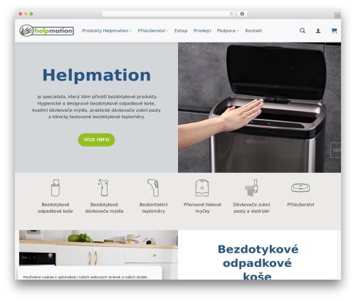 WordPress megamenu-pro plugin - helpmation.cz