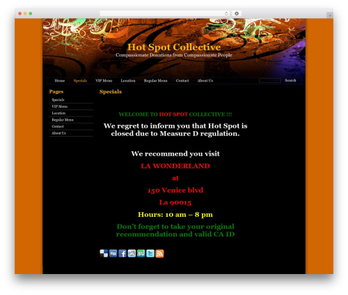 WordPress ajax-quick-subscribe plugin - hotspot420.com
