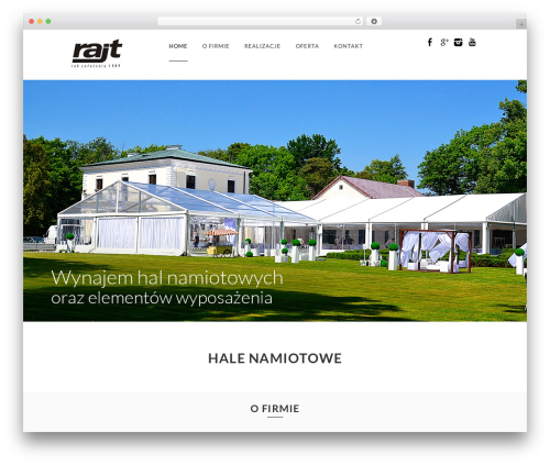Free WordPress Cyclone Slider plugin - haleinamioty.pl