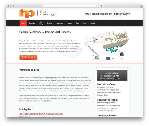 WP template Catalyst - hpdezign.com