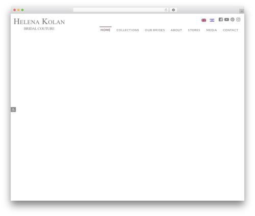 Free WordPress Pojo Lightbox plugin - helenakolan.com