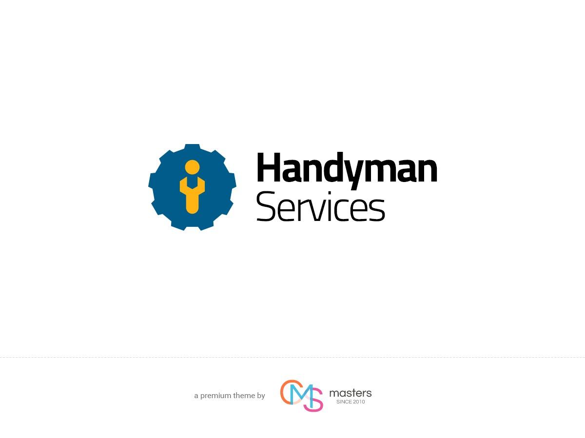 Handyman Services theme WordPress portfolio