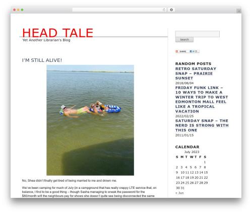 Theme WordPress blog.txt - headtale.com
