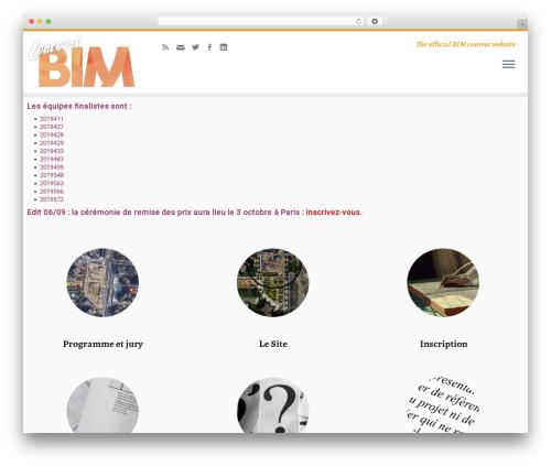 Free WordPress Spider FAQ plugin - bimcontest.com