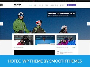 Chalet Custom WordPress theme