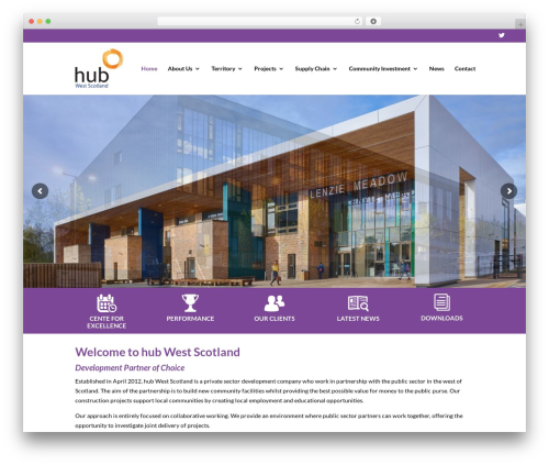 WordPress divi-article-cards plugin - hubwestscotland.co.uk
