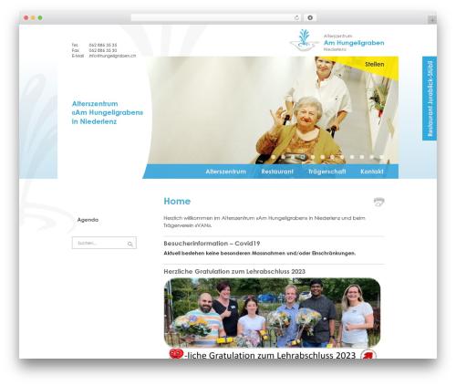 Free WordPress Hyphenator plugin - hungeligraben.ch