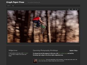 Photo Workshop WordPress shopping theme