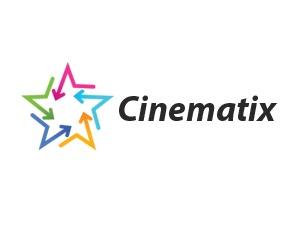 Cinematix WordPress theme design