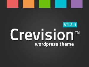 Crevision theme WordPress