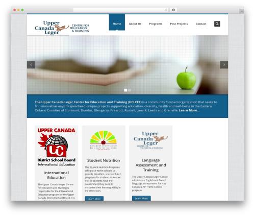 WordPress Slider Revolution plugin - uclc.ca