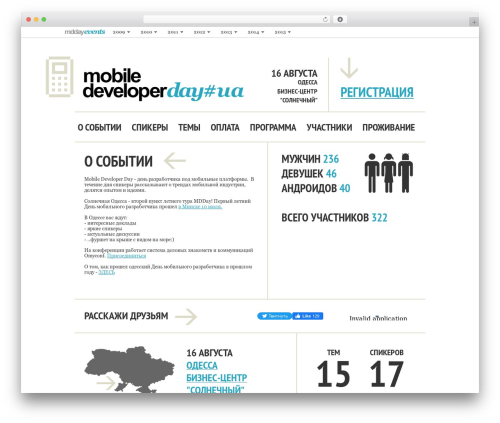 Free WordPress Theme My Login plugin - ua2012.mdday.ru