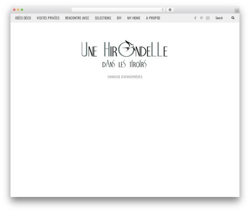 WordPress visual-columns plugin - unehirondelledanslestiroirs.fr