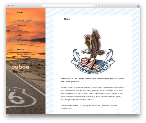 Twenty Fifteen theme WordPress free - us-car-freunde-rottal.de