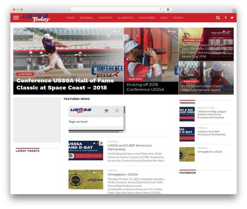 Free WordPress SendPress Newsletters plugin - usssatoday.com