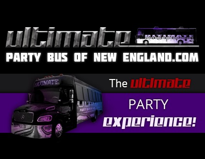 WordPress website template Ultimate Party Bus of New England v1.4 - Updated