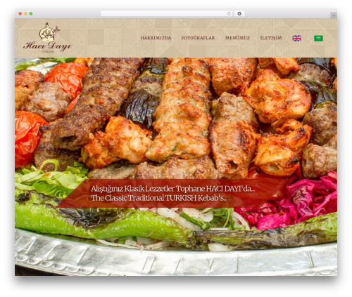 WP Nuvo best WordPress theme - urfalihacidayi.com