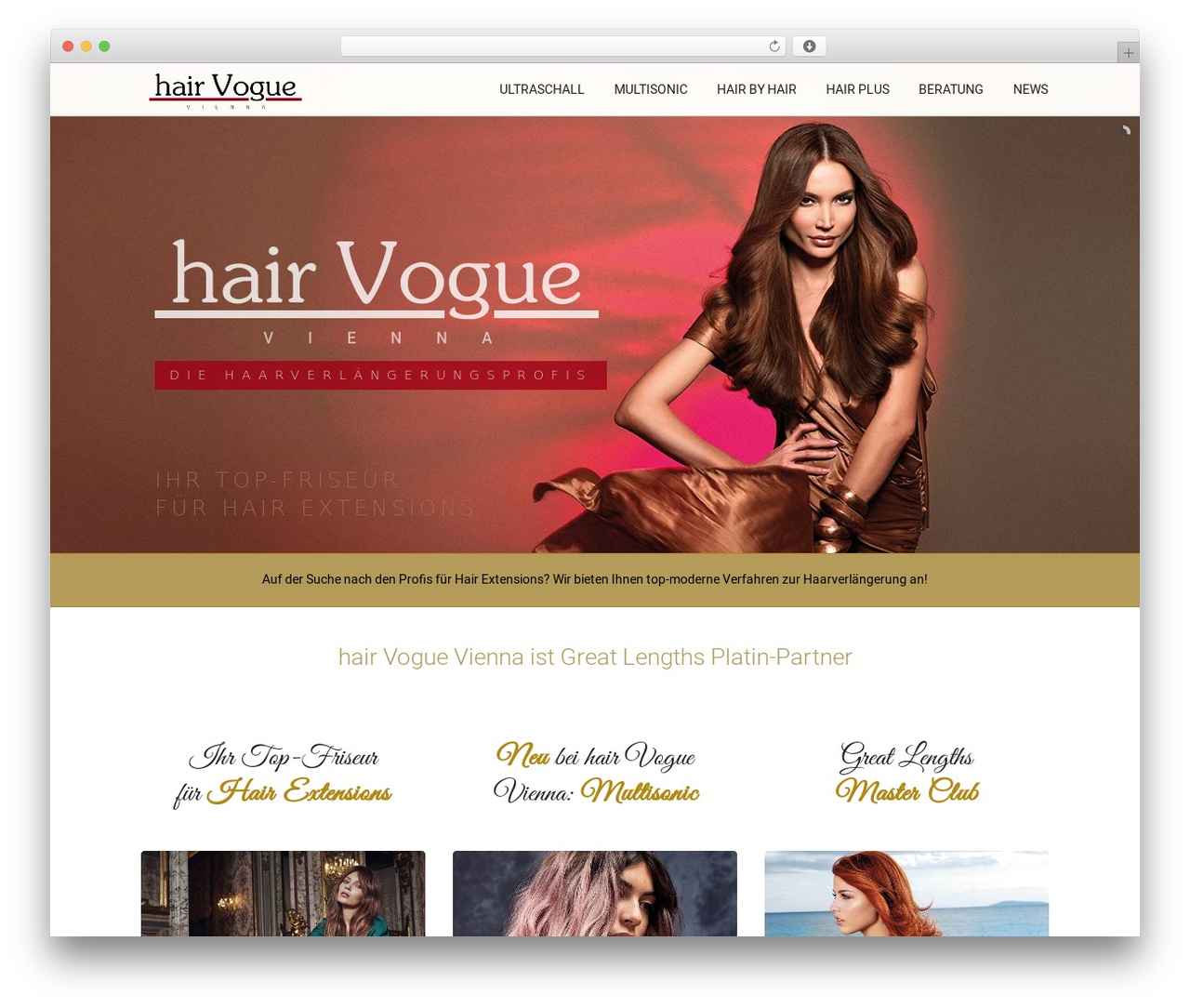 Jupiter WordPress template - hairvogue.at