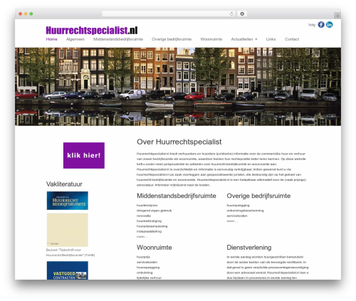 Striking MultiFlex & Ecommerce Responsive WordPress Theme WordPress ecommerce template - huurrechtspecialist.nl