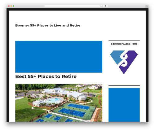 Free WordPress WordPress Follow Buttons Plugin – AddThis plugin - boomerplaces.com
