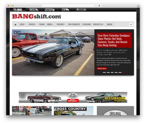 Free WordPress Strx Magic Floating Sidebar Maker plugin - bangshift.com