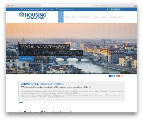 Free WordPress Cookie Notice for GDPR plugin - housingabroad.com