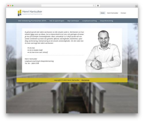 Free WordPress ARVE Advanced Responsive Video Embedder (YouTube, Vimeo, HTML5 Video …) plugin - henrihartsuiker.nl