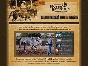 Horse Sensible Enterprise premium WordPress theme