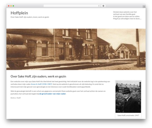 Free WordPress Open in New Window Plugin plugin - hoffplein.nl