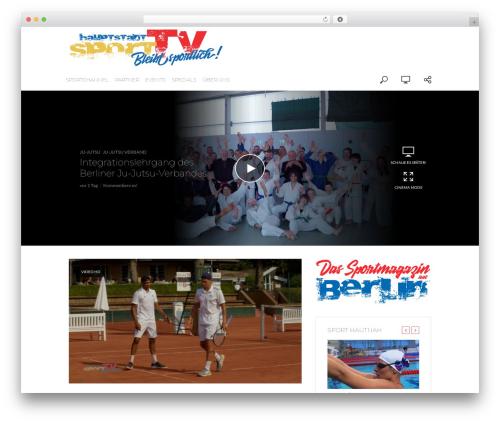 Free WordPress Meks Smart Social Widget plugin - hauptstadtsport.tv