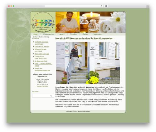 Free WordPress Simple Mail Address Encoder plugin - h-olschewski.de
