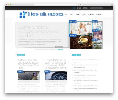 WP template Delicate News - ilborgodellaconoscenza.it