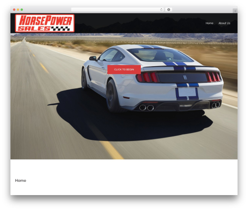 Free WordPress WP Store Locator plugin - horsepower-sales.com